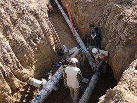 گازرسانی در استان آذربایجان غربی