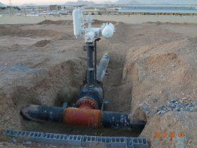 خط انتقال گاز جنوب اصفهان