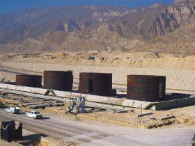 نظارت کارگاهی و عالیه انبار نفت شیراز